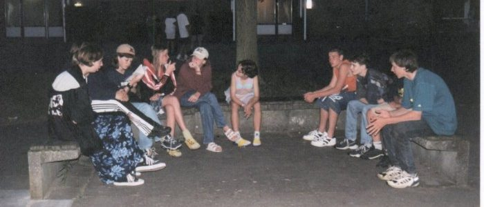Zeltlager Grömitz 1996