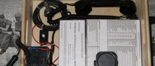 Die Übergangslösung: Ein 4m Funkgerät in der Kiste