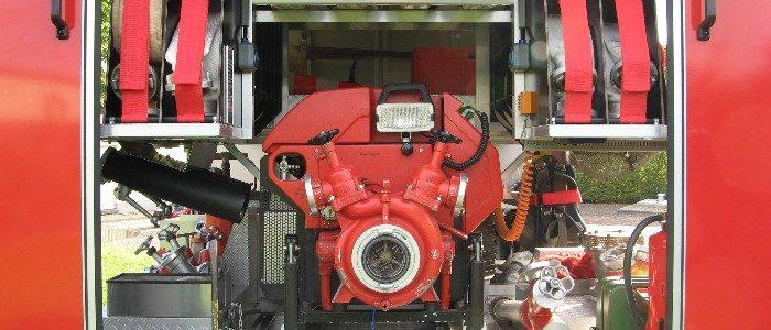 TSF Opel Movano, Rückseite GR