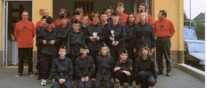 Gruppenbild der JFW Eckfeld 1993