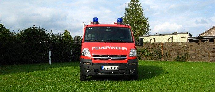 TSF Opel Movano vorne