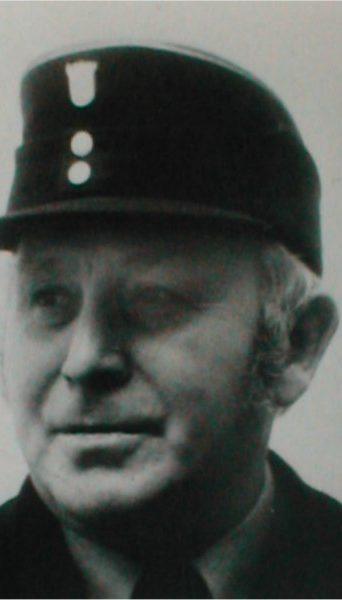 Heinrich Schermann, Wehrführer von 1963 bis 1973
