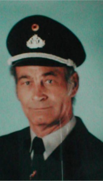 Werner Becker, Wehrführer von 1973 bis 1992