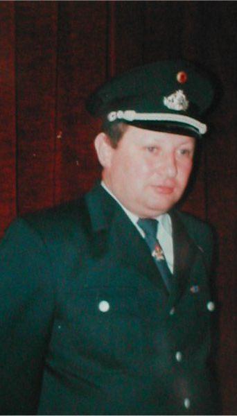 Wolfgang Zirbes, Wehrführer von 1992 bis 1999