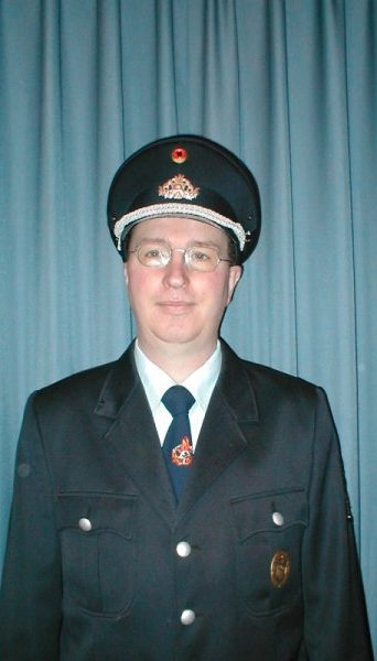 Alfred Stolz, Wehrführer von 1999 bis 2015
