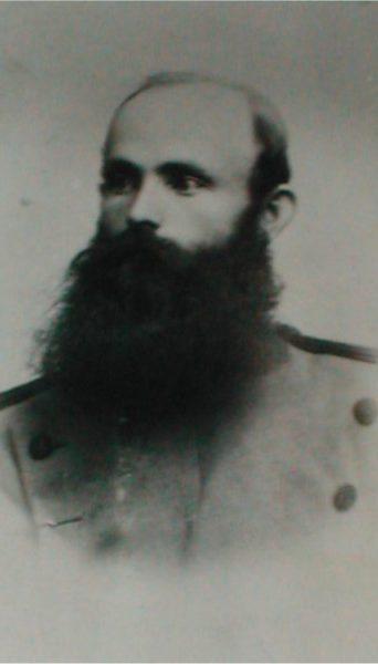 Christian Hillgers, Gründer der Freiwilligen Feuerwehr und erster Wehrführer