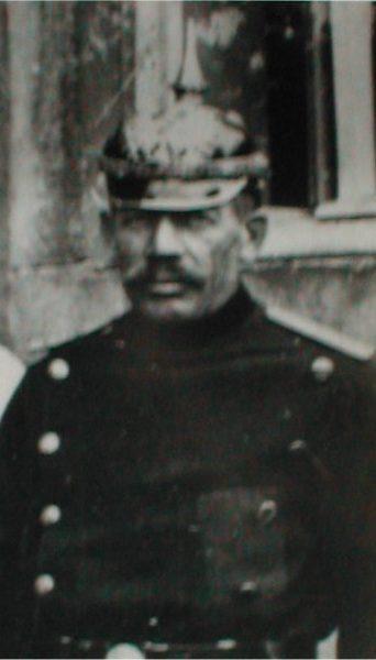 Josef Mayer, Wehrführer