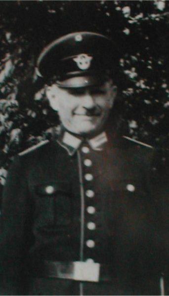 Johann Herres, Wehrführer von 1941 bis 1946
