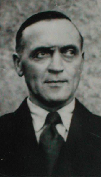 Peter Stolz, Wehrführer von 1946 bis 1955