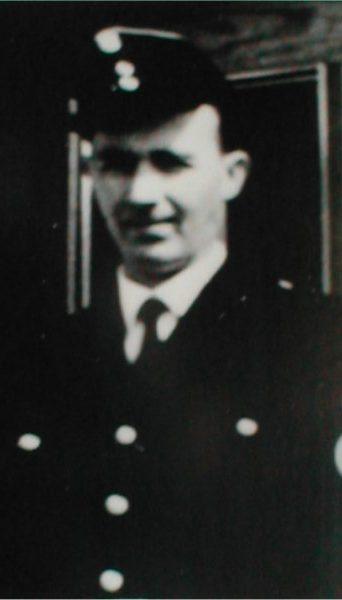 Nikolaus Feilen, Wehrführer von 1956 bis 1957