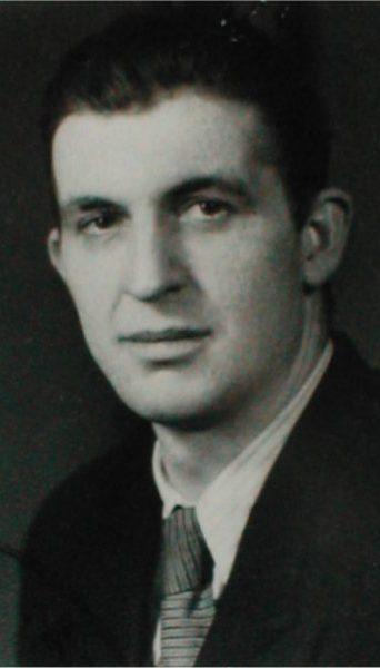 Florian Schmitz, Wehrführer von 1956 bis 1957